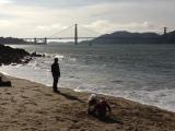 San Francisco – ice creams andsandcastles