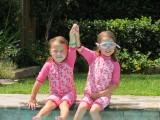 Swimming superstars