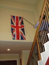 Union Jacks atbedtime