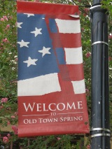 Old Town Spring, Texas
