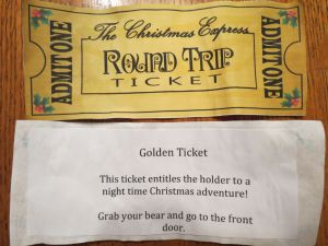 Golden tickets!