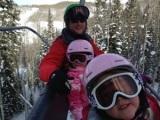 Skiing Stars