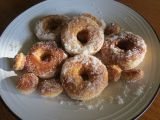 Doughnuts for breakfast!