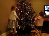 Here's our Christmastree