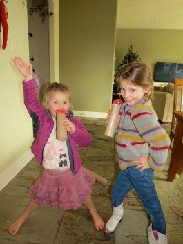 Microphones in action