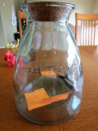 The Good Things jar