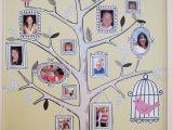 Family tree stickers