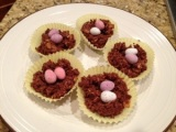 It's not Easter without chocolate nests!