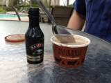 Run out of ice cream sauce?  This is muchbetter…