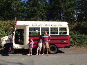 Galiano Bus Company