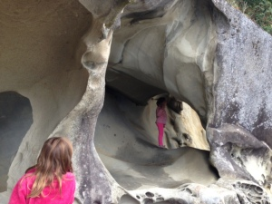 Caves at Retreat Cove