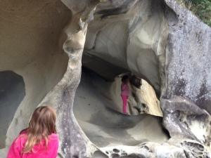 Caves at Retreat Cove