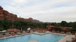 Enchantment Resort swimming pool